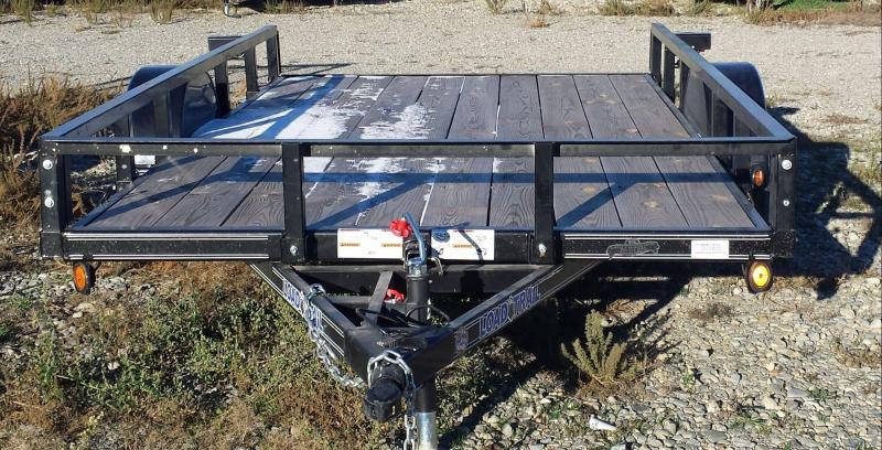2014 Load Trail SA7712T Utility Trailer