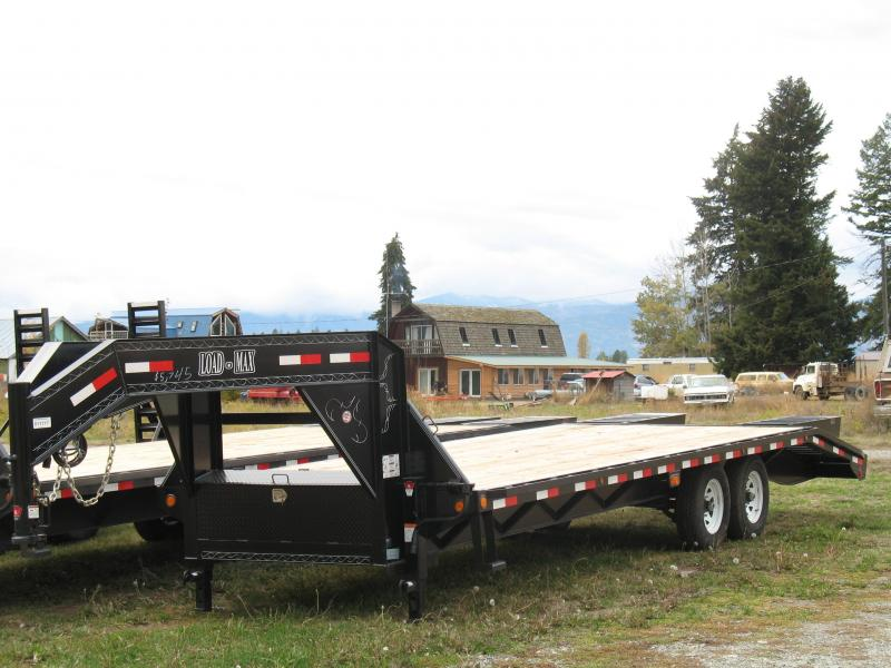 2014 Load Trail GN Equipment Trailer - #4280