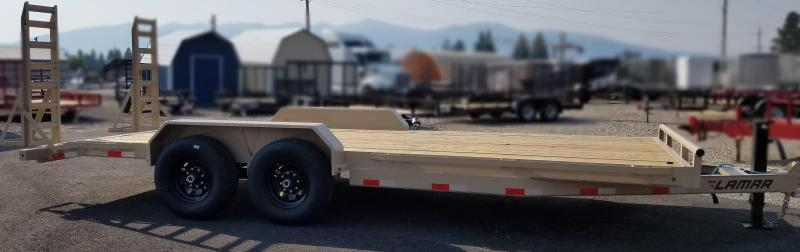 2018 Lamar Trailers H6832027 Equipment Trailer