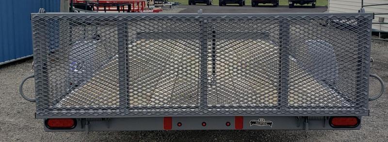 2019 Diamond C Trailers UVT135-L14x77 Utility Trailer