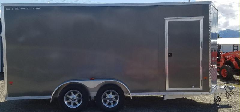 2017 CargoPro Trailers Stealth C7X16S Enclosed Cargo Trailer