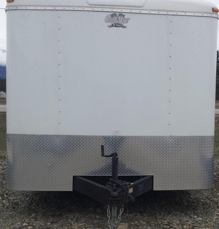 2007 Cargo Mate BL812TA2 Enclosed Cargo Trailer