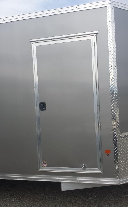 2015 CargoPro Trailers C716S Cargo / Enclosed Trailer