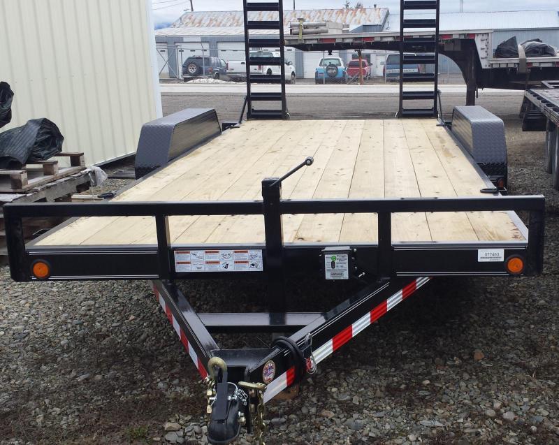 2015 Load Trail CH8318052 Equipment Trailers