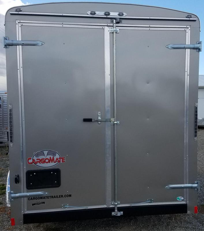 2018 Cargo Mate BL714TA2 Enclosed Cargo Trailer