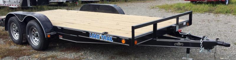 2015 Load Trail CH831635 Car hauler