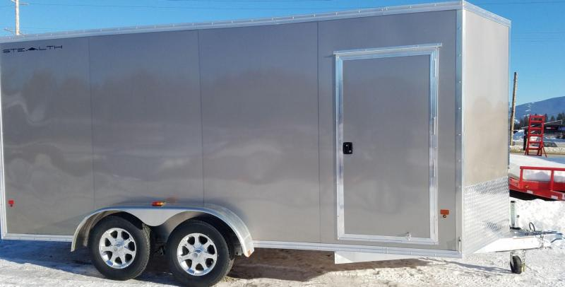 2017 CargoPro Trailers Stelth C7X16S-LM Enclosed Cargo Trailer