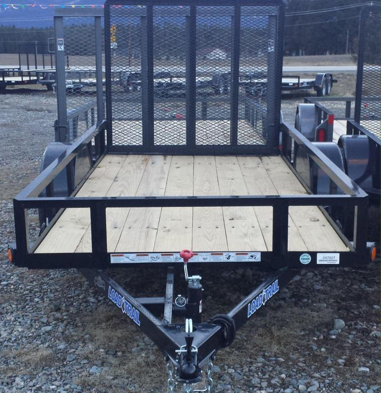 2016 Load Trail SA601013 Utility Trailer