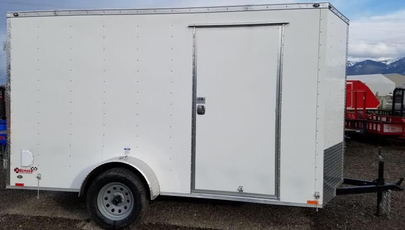 2018 Cargo Mate EHW612SA Enclosed Cargo Trailer