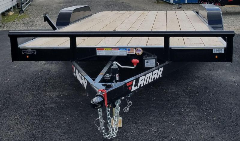 2018 Lamar Trailers CE831623 Car / Racing Trailer
