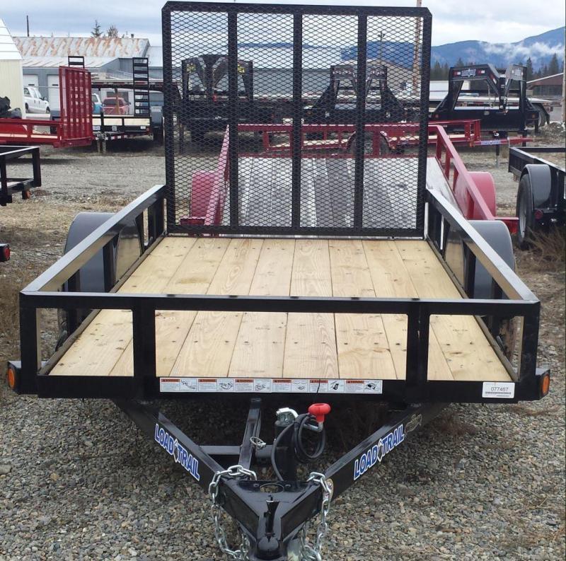 2015 Load Trail SE6010031 Utility Trailer