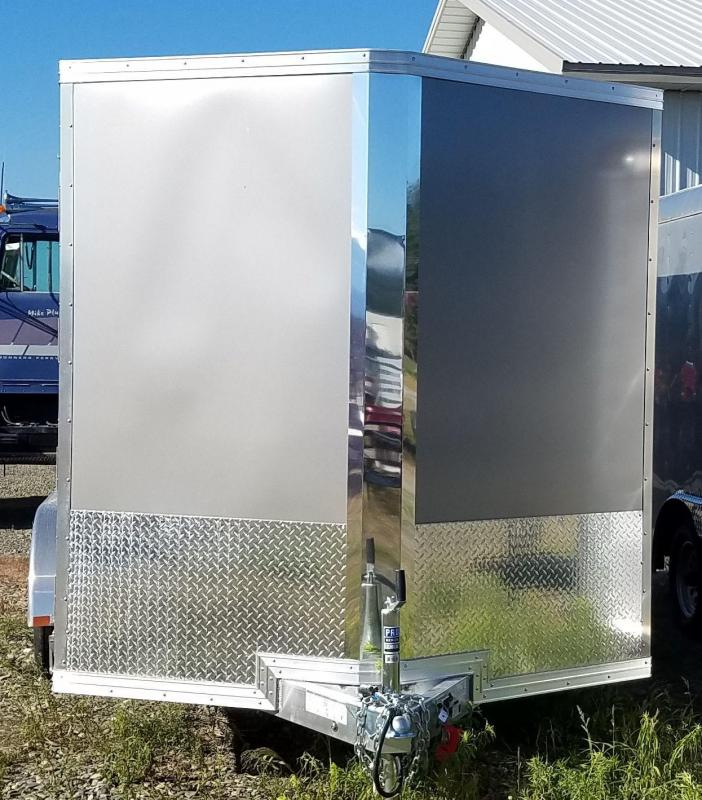 2016 CargoPro Trailers Stealth C714SL Enclosed Cargo Trailer