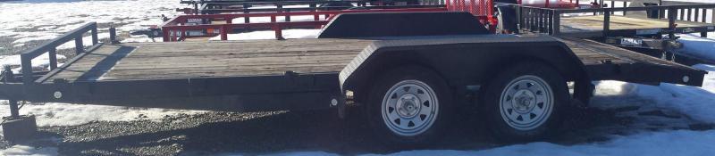 2001 Load Trail CH8316 Car / Racing Trailer