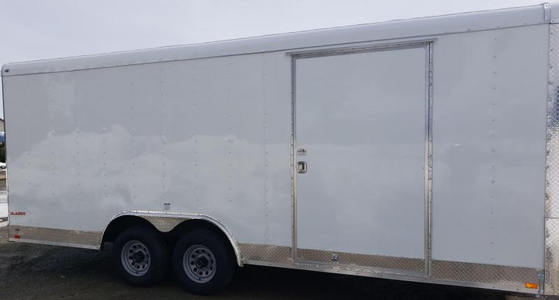 2019 Cargo Mate BL820TA3 Enclosed Cargo Trailer