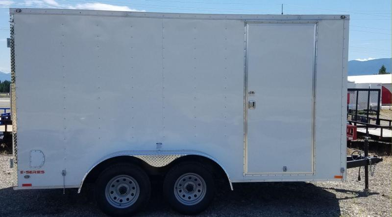 2018 Cargo Mate EHW714TA2 Enclosed Cargo Trailer