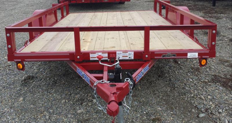 2015 Load Trail SA7712031 Utility Trailer