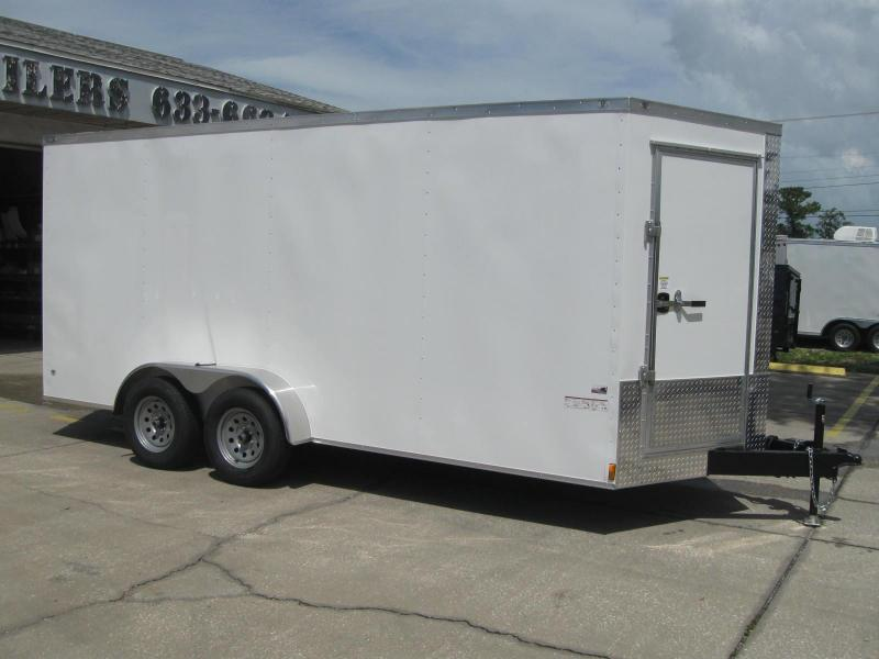 "7x16 Trailer Therma Cool 6' 6"" TALL"