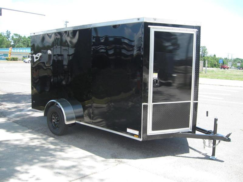 2019 Anvil 6X12SA-V Enclosed Cargo Trailer