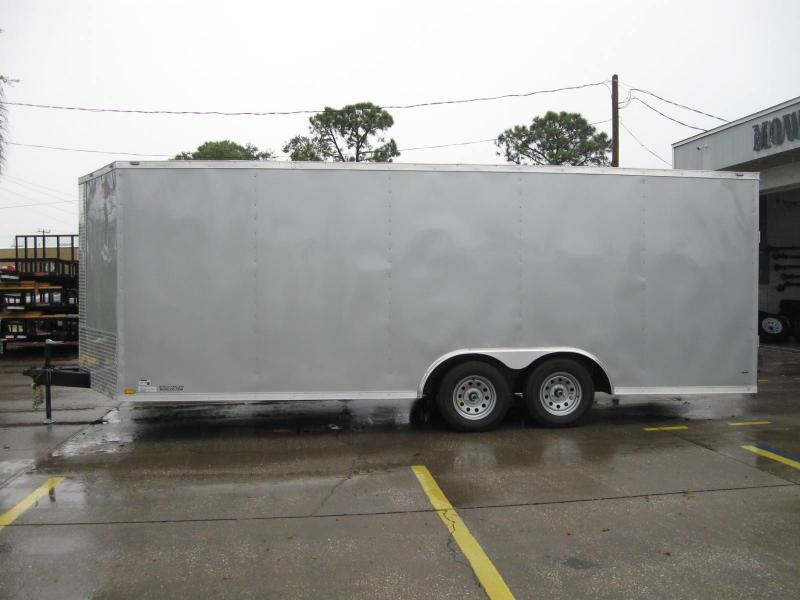 2018 Anvil 8.5X20TA-V Enclosed Cargo Trailer