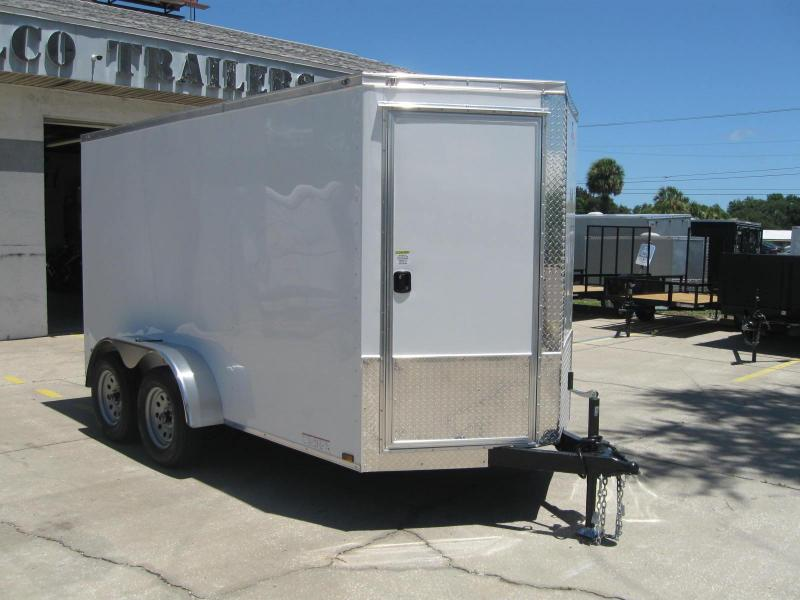 2019 Anvil 6X12TA-V Enclosed Cargo Trailer