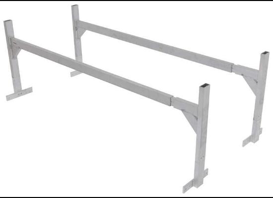 Enclosed Trailer Roof Ladder Rack
