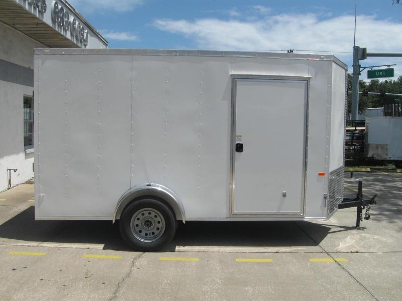 "6x12 Trailer Therma Cool D-Rings 6' 6"" TALL"