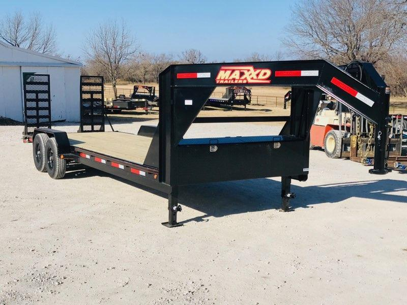 "2019 MAXXD 24' x 83"" GN Equipment Hauler"
