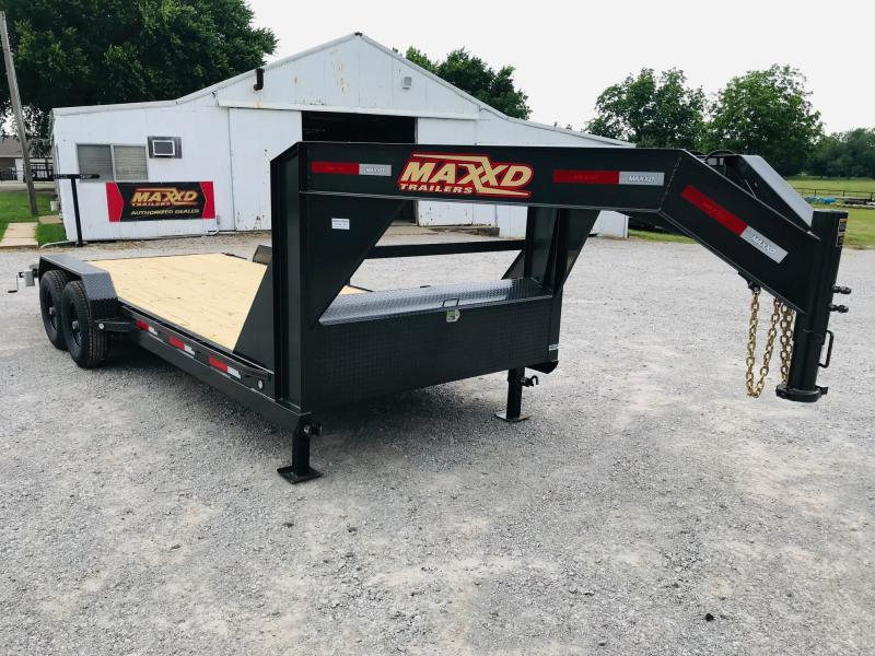 2019 MAXXD C6X8320G Equipment Trailer