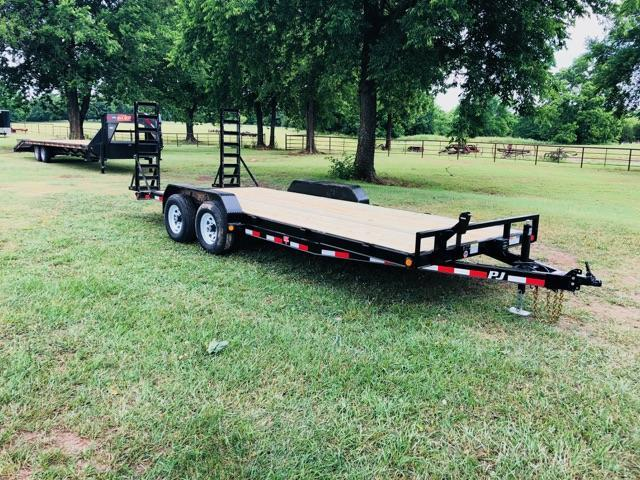 "2019 PJ Trailers 20' x 83"" Equipment Hauler 10K"