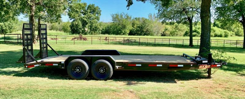 "2020 MAXXD 20' x 83"" Equipment Hauler 14K"
