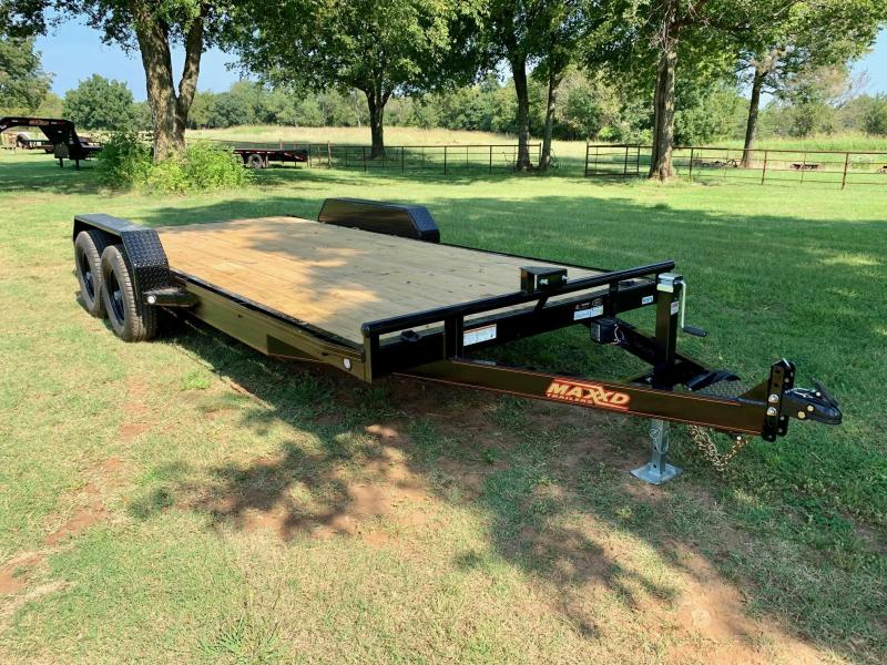 "2020 MAXXD 18' x 83"" Equipment Hauler 10K"