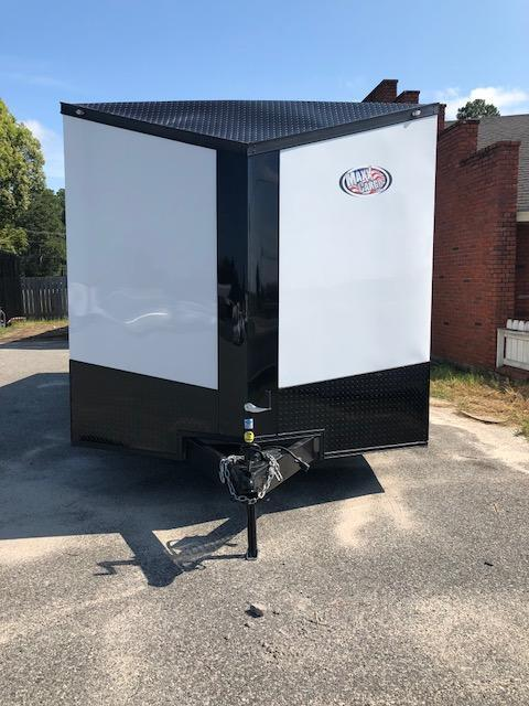 2019 Spartan 8.5x20 TA Car / Racing Trailer