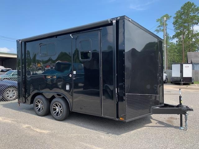 2019 Spartan 8.5x14 Enclosed Cargo Trailer