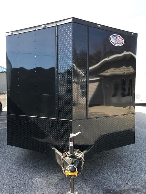 2019 Diamond Cargo 8.5x20 Ft Enclosed Cargo Trailer