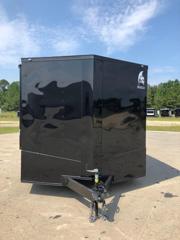 2018 Spartan 8.5x20TA2 Car / Racing Trailer