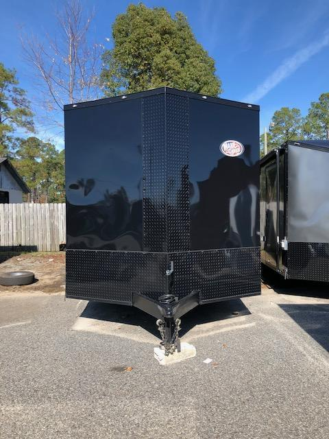 2019 Diamond Cargo 8.5X24 Enclosed Cargo Trailer