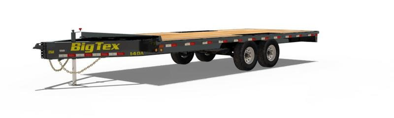 2019 Big Tex Trailers 14OA-20BK-MR