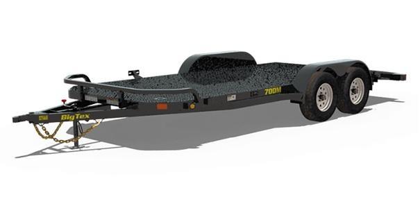 2019 Big Tex Trailers 70DM-18 Car / Racing Trailer