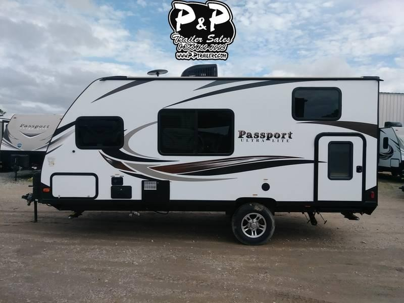 2018 Keystone RV Passport Express 175BH