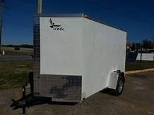2019 Lark VT612SA Enclosed Cargo Trailer 16