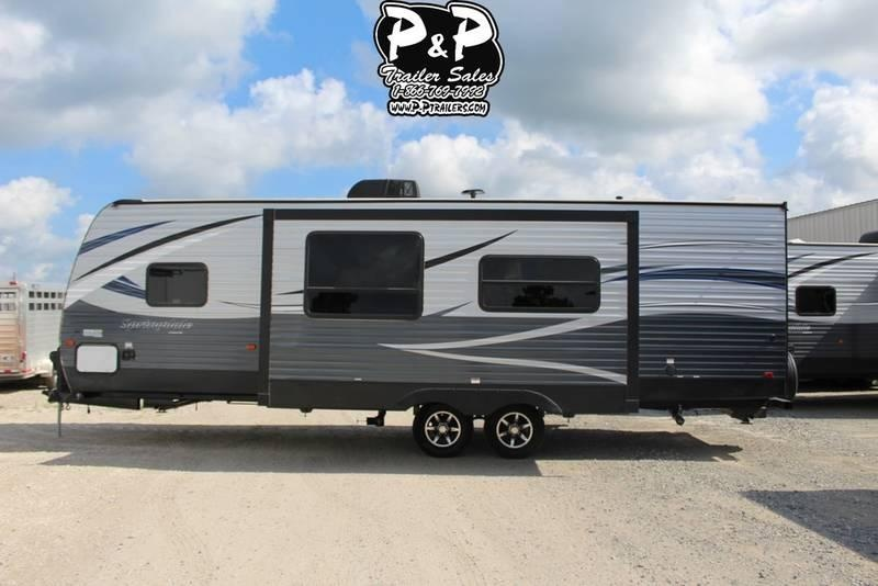 2019 Keystone Springdale 274RB 31.58' Travel Trailer LQ