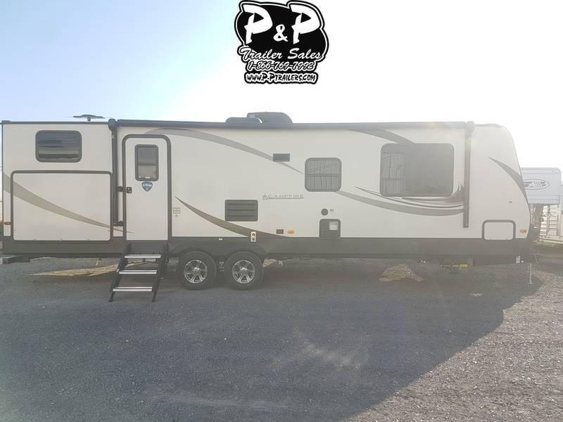 2018 Keystone RV Sprinter Campfire 29BH