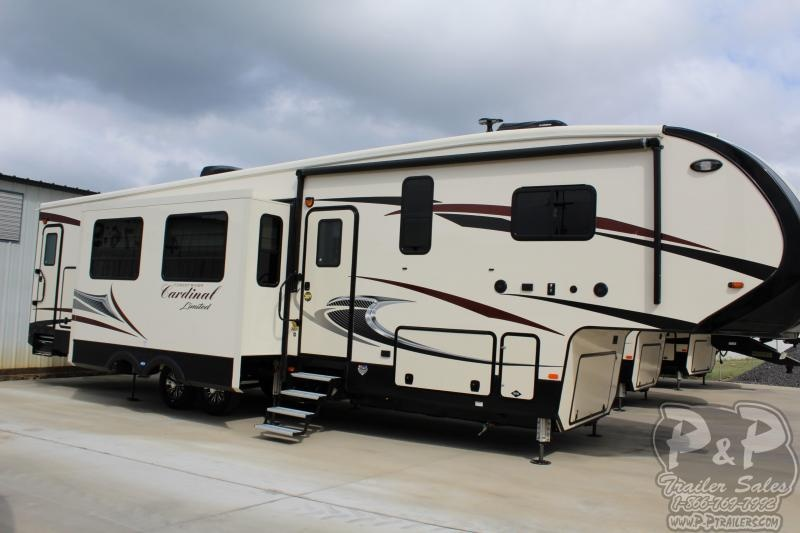 2020 Forest River Cardinal Litimited 3830BHLE 42.5' Fifth Wheel Campers LQ