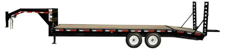 2019 Carry-On 8.5X20GNDODT12K Equipment Trailer