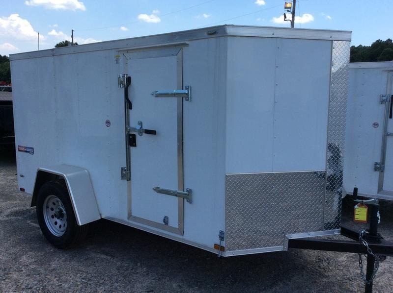 2017 Lark United Cargo Trailers