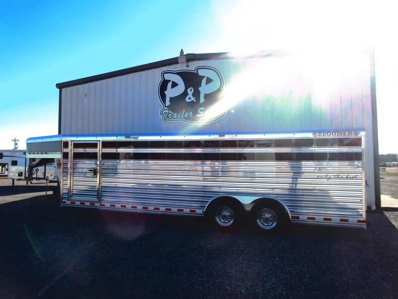 2018 Bloomer Trailers 24' x 8' V-Nose Stock