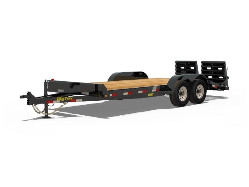 "2017 Big Tex  10ET-18BK-MR 83"" x 18 Pro Series Equipment"