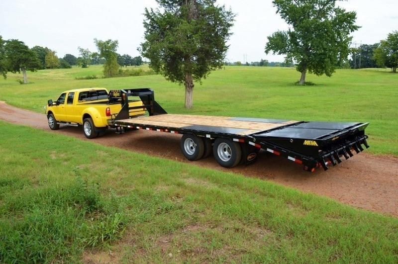 2019 Big Tex Trailers 102 X 305 MR Flatbed Trailer