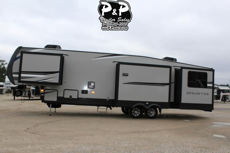2020 Keystone Sprinter Limited 3531FWDEN 39' Fifth Wheel Campers LQ