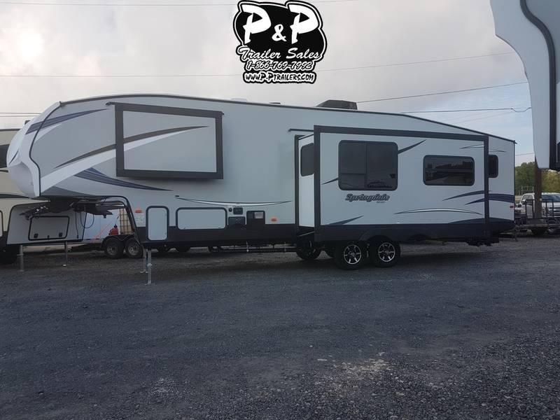 2019 Keystone Springdale 300FWBH 34.83' Fifth Wheel Campers LQ